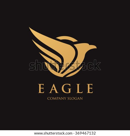 king eagle logo eagle logo