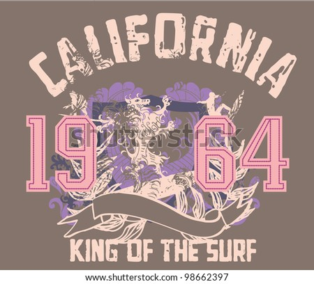 king of the surf