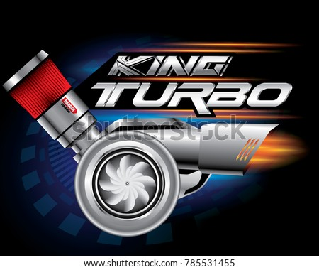 king turbo charger concept