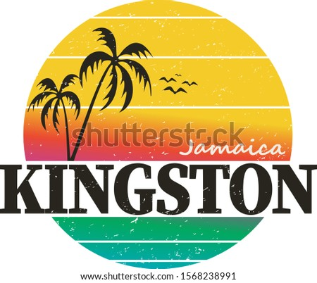 kingston jamaica paradise