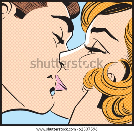kissing couple iii   contains