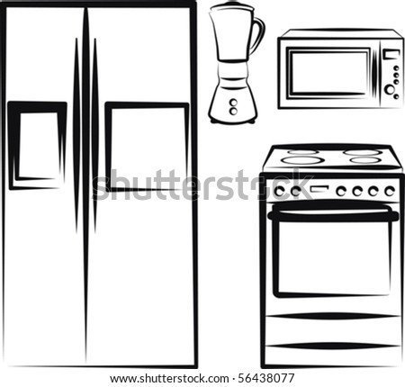 kitchen electronics