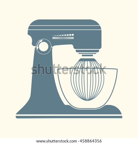 kitchen mixer icon