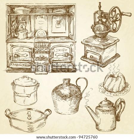 kitchenware, cookware