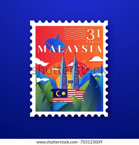 klcc  malaysia   august 31 1957