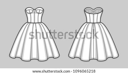corsetfashionclothingbindingelegant  free photo from