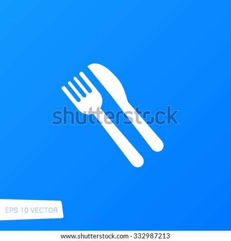knife   fork icon   knife