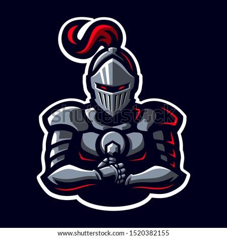 knight esports sports mascot