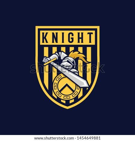 knight spartan sport logo