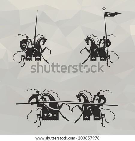 knights vector format