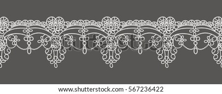 knitted openwork lace mesh