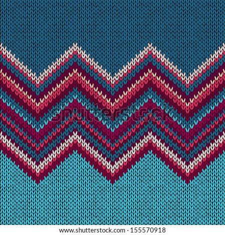 Baby Leg Warmers Knitting Pattern Free : Knitted Seamless Fabric Pattern, Beautiful Blue Red Pink Knit Texture Stock V...