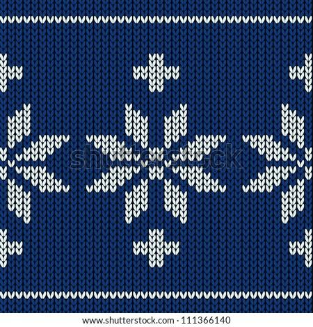 KNITTING PATTERNS SNOWFLAKES | 1000 Free Patterns