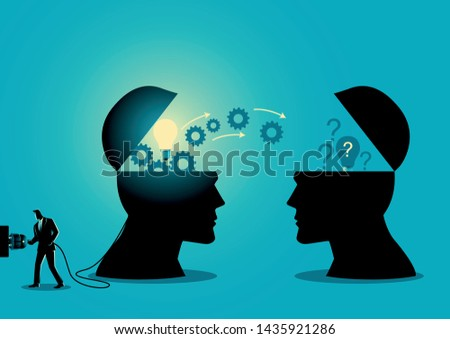 knowledge or ideas sharing