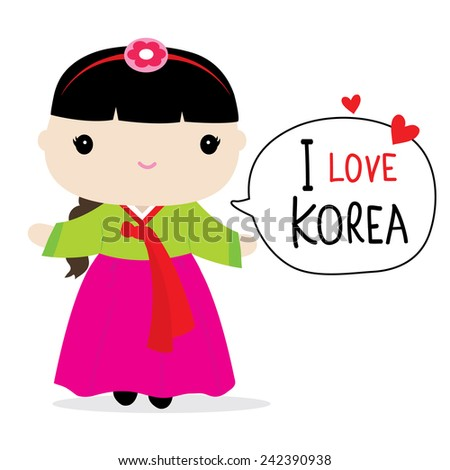 korea women national dress