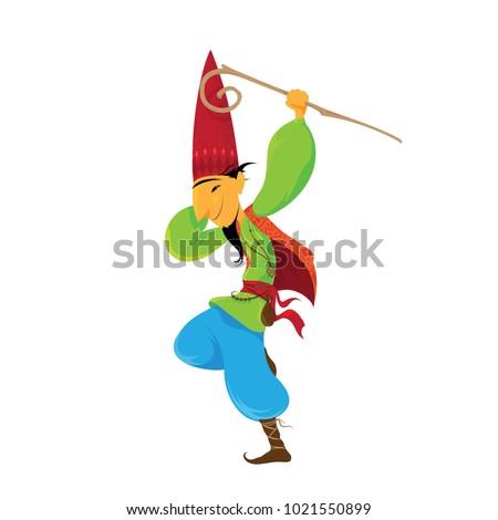 Kosa, Novruz Holiday, Character, National, Semeni, Bayram, Baki