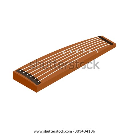 koto  a traditional musical
