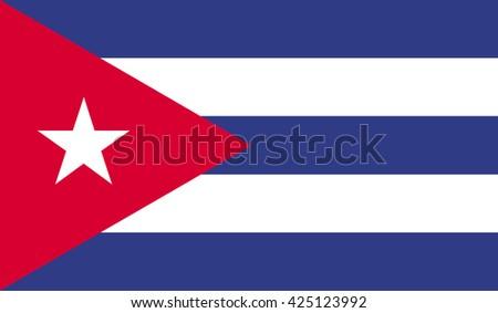 Kuba flag