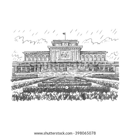 kumsusan palace of the sun in