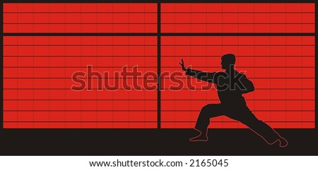 kung fu background