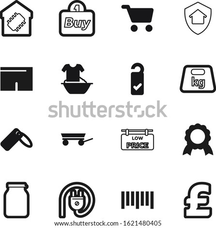 label vector icon set such as