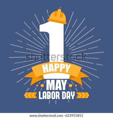 Labor Day Poster.