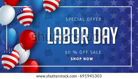 labor day sale promotion