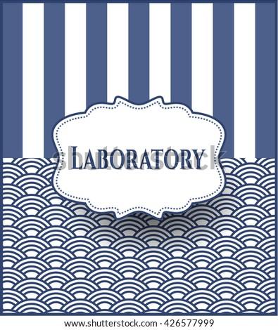 Laboratory card