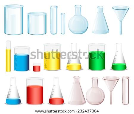 laboratory equipment to measure