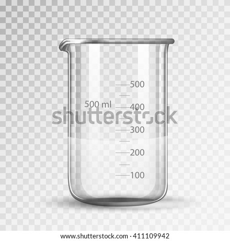 laboratory glassware or beaker