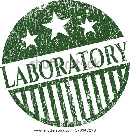 Laboratory grunge seal