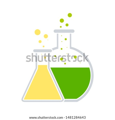 laboratory icon. flat illustration of laboratory vector icon. laboratory sign symbol