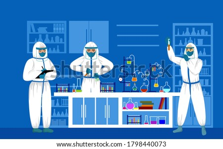 Laboratory physics lab biochemical lab physics laboratory dangerous chemical physics lab experiment scientific lab scientists protective suit laboratory science laboratory biotechnology laborant labs.