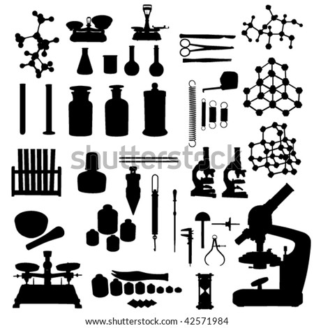 laboratory tools set