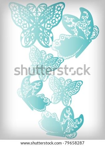 Lace pattern background