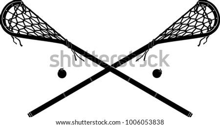 lacrosse stick vintage