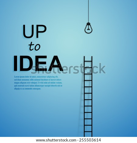 ladder to idea vector