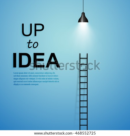 ladder to idea vector