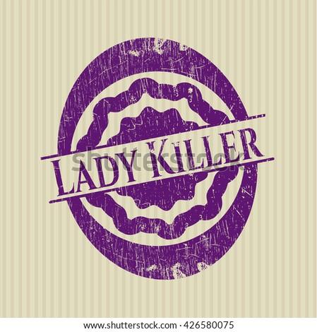 Lady Killer rubber seal