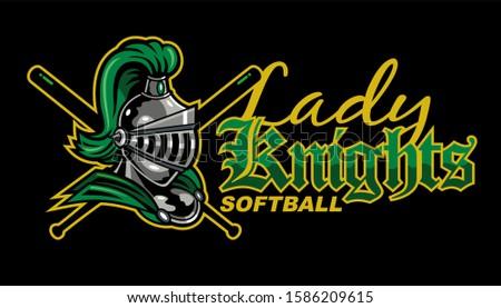 lady knights softball team