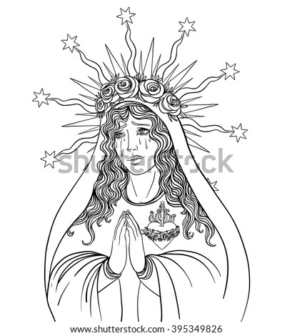 lady of sorrow devotion to the