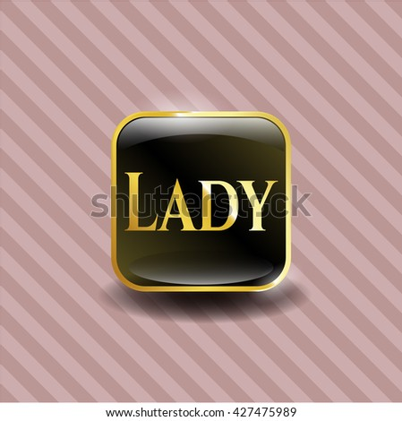 Lady shiny emblem