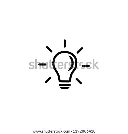 lamp isolation on white background