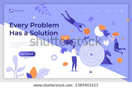 Problem solution Newest Royalty-Free Vectors | Imageric com