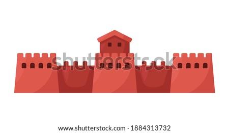 landmark vector  china tiongkok