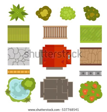 landscape design constructor
