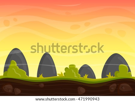 landscape game background
