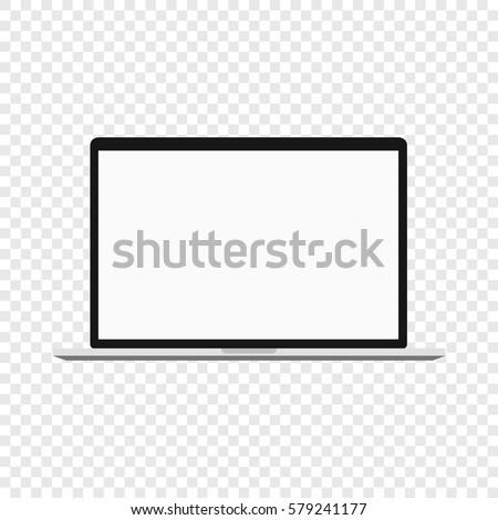 laptop modern computer