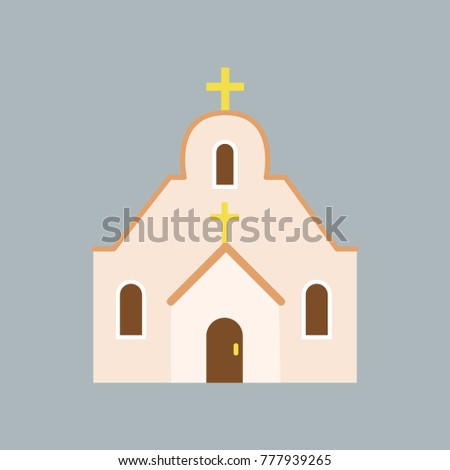 large orthodox cathedral house