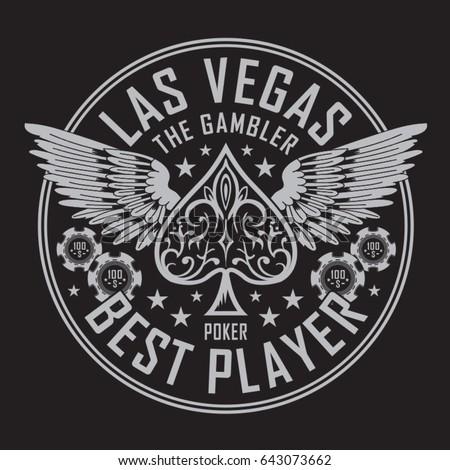 las vegas player poker...